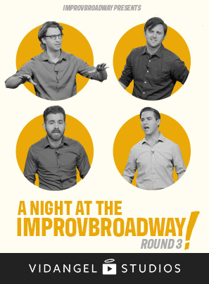 Image of A Night At The ImprovBroadway Episode 3: ImprovBroadway Presents